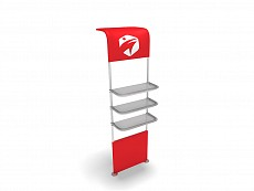 WaveLine® Add-on Shelving (Kit)