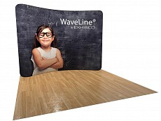 WaveLine 10ft Curved