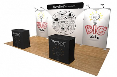 WaveLine® Modular Displays