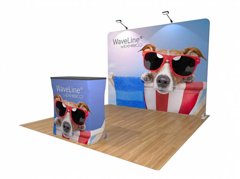 WaveLine® Standard Displays