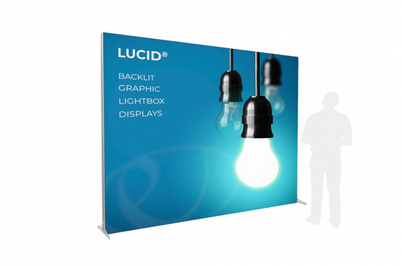 LUCID® Modular Backlit Displays